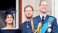 Prince Harry Duchess Meghan Wish Prince William Happy Birthday Instagram