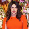 Priyanka Chopra Red Dress Mumbai June 13th