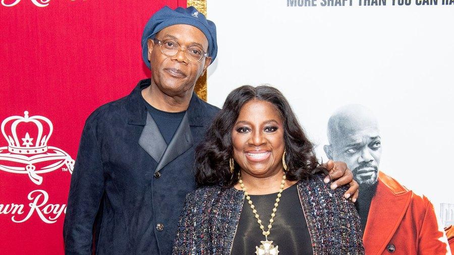 Samuel L. Jackson and Wife LaTanya Richardson Secrets To Marriage