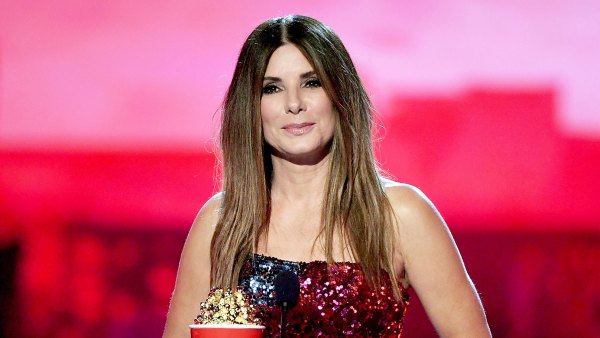 Sandra Bullock Onstage the MTV Movie and TV Awards 2019 Gives Her Kids Sweet Shout-out in Speech