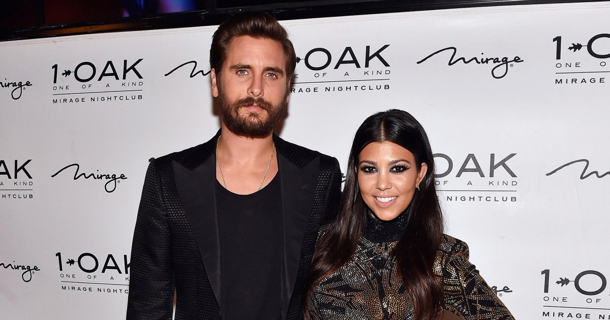 Scott Disick, Kourtney Kardashian's Healthy Coparenting Relationship