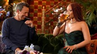 Seth-Meyers-Rihanna-day-drinking