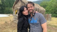 Shannen Doherty Jason Priestley Reunite 90210