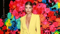 Sofia Richie Yellow Suit June 18