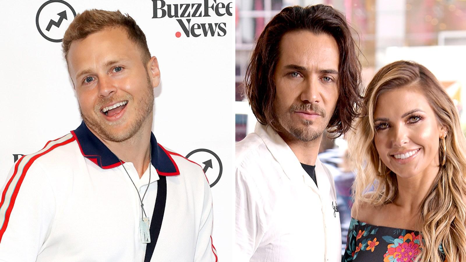 Spencer Pratt: Is Justin Bobby the Father of Audrina Patridge's Baby?