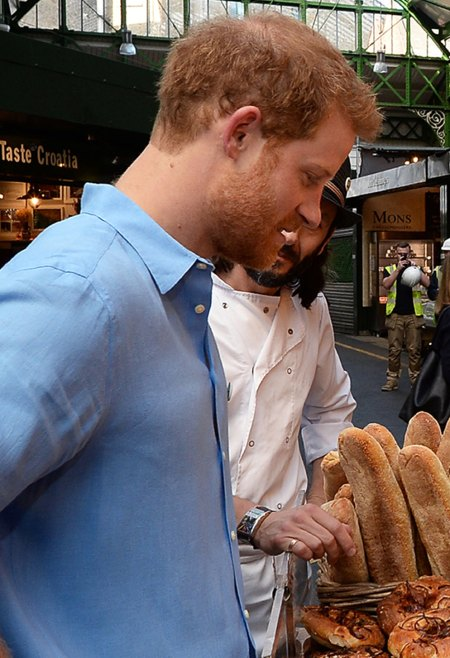 Stars Downing Doughnuts