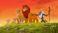 The Lion King Turns 25 Comparing the Animated and Live-Action Characters