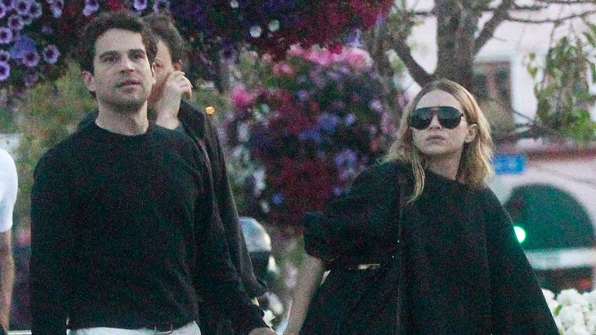 Ashley Olsen Sparks Engagement Speculation After Sporting New Ring During Date Night With BF Louis Eisner: Pic