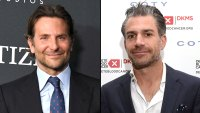 Bradley Cooper and Lady Gaga's Ex Christian Carino Narrowly Avoid Run-In at 'Once Upon a Time in Hollywood' Premiere