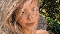 Camille Kostek Freckles Instagram July 21, 2019