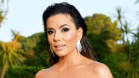 Eva Longoria Off-White Gown May 23, 2019