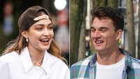 Gigi Hadid and The Bachelorette Tyler Cameron Following Each Other Instagram