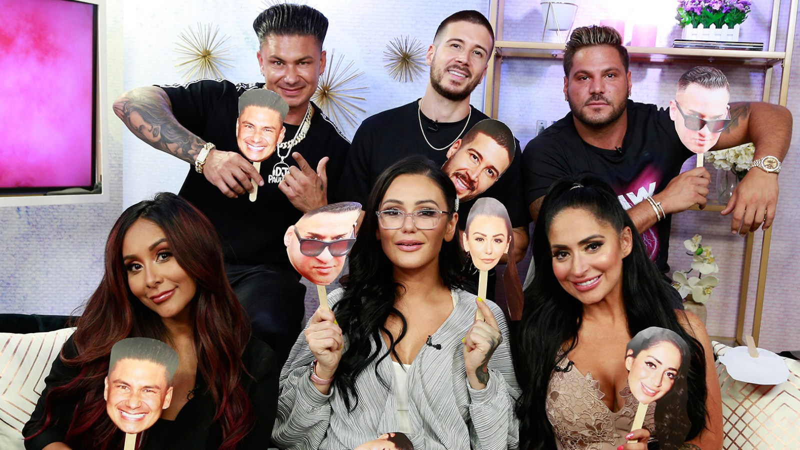 Jersey Shore' Cast Reveals Plans for Mike Sorrentino After