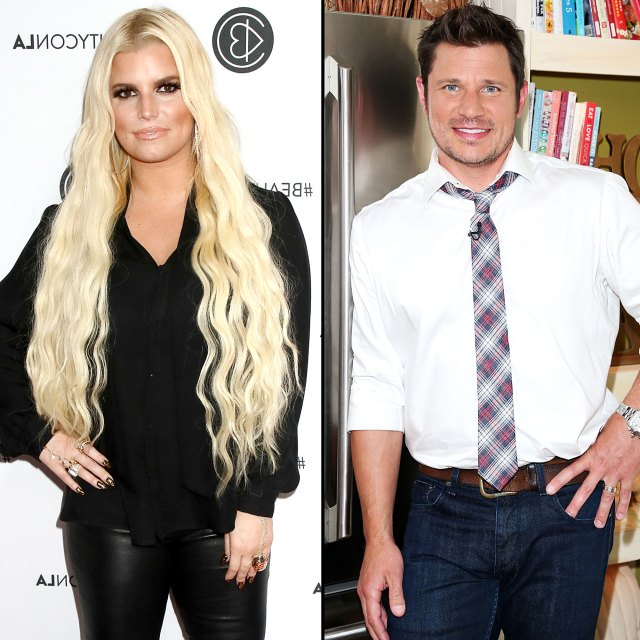 jessica simpson's memoir will address 'newlyweds,' ex nick