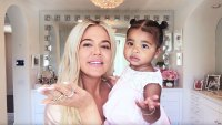 Khloe Kardashian True Thompson Beauty Routine Video
