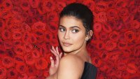 Kylie Jenner Black Dress May 7, 2018