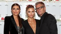 Lisa Rinna, Delilah Belle and Harry Hamlin Rehab