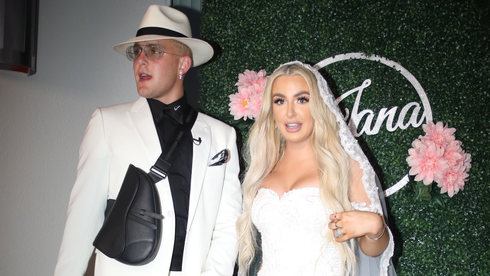 9b641259424cf YouTubers Jake Paul Marries Tana Mongeau in Extravagant Ceremony