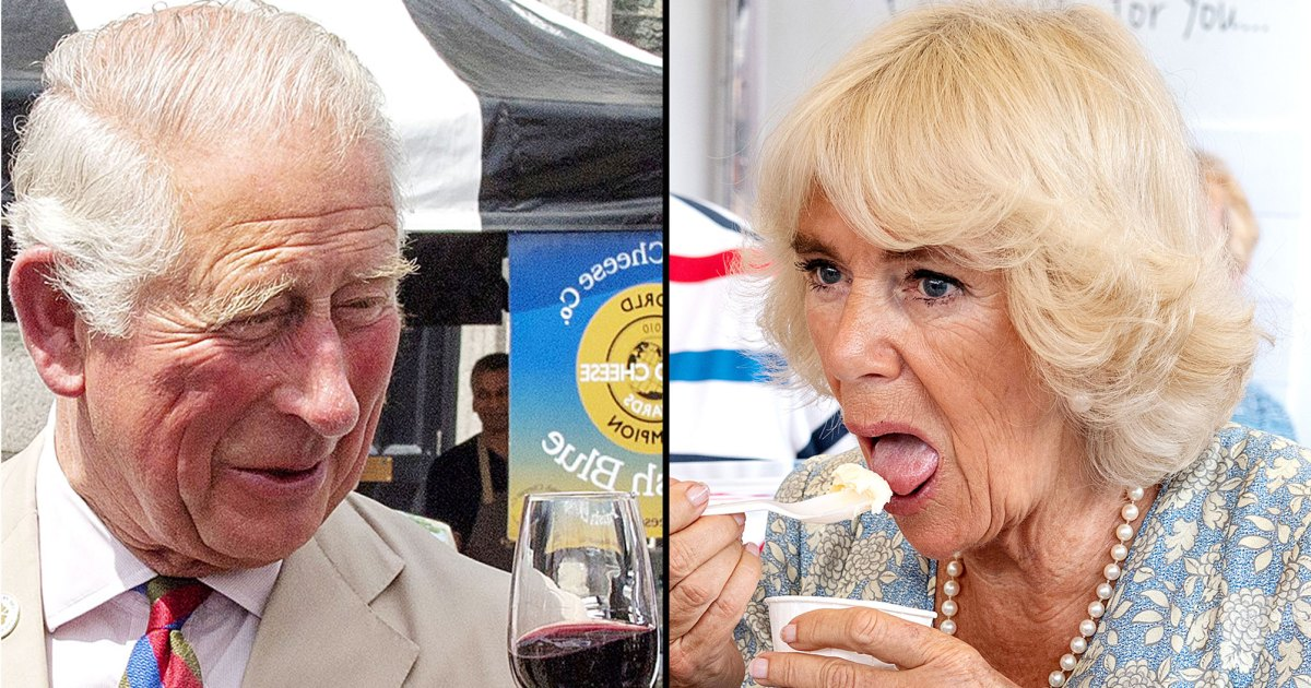 Prince Charles and Duchess Camilla Make Pastries, Eat Their Way Through Devon and Cornwall