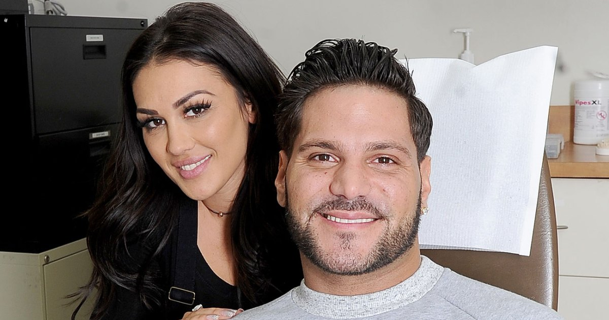 Ronnie Ortiz-Magro, Jen Harley's Pregnancy Scare on 'Jersey