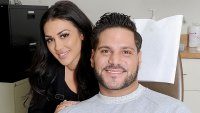 Ronnie Ortiz-Magro Reveals Girlfriend Jen Harley Might Be Pregnant on 'Jersey Shore Family Vacation