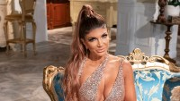 Teresa Guidice Never Happy Filming Real Housewives of New Jersey