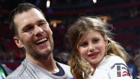 Tom Brady Slammed for Cliff Jumping With Daughter Vivian