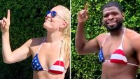 Who Wore It Best Ever Lindsey Vonn vs P.K. Subban