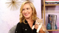 Angela Kinsey I'm a Cat Lady Just Like my Office Character