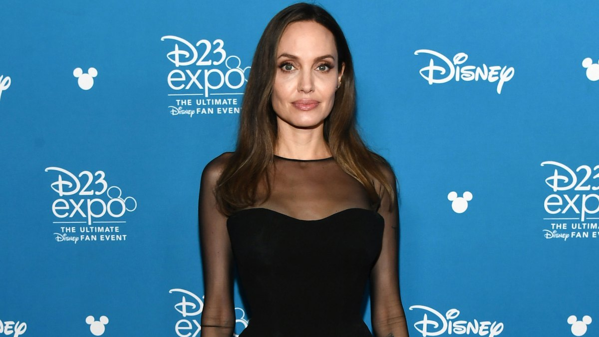 Angelina Jolie Says She's 'Excited' About Son Maddox Going to College