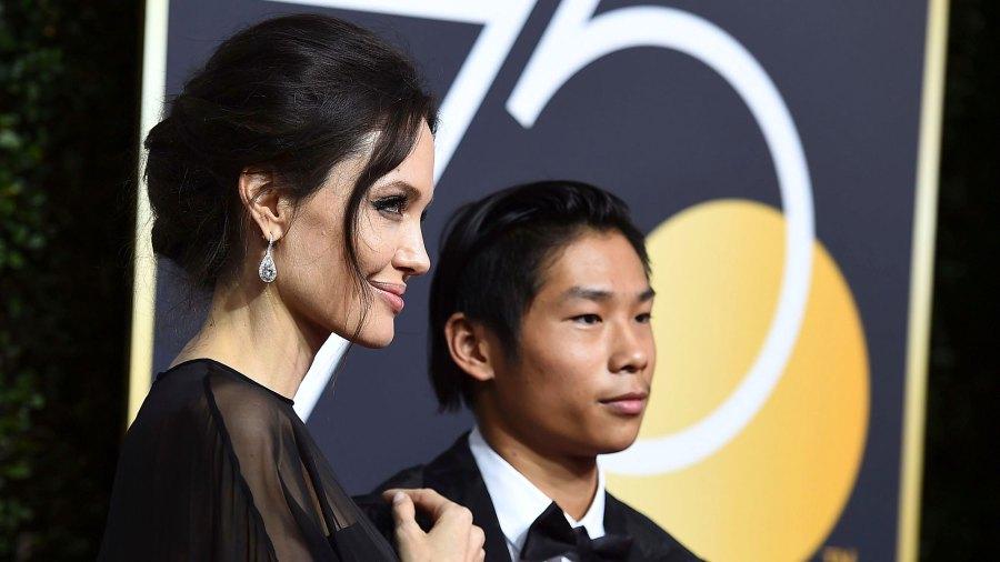 Angelina Jolie and Maddox Jolie-Pitt Enrolls at South Korean University