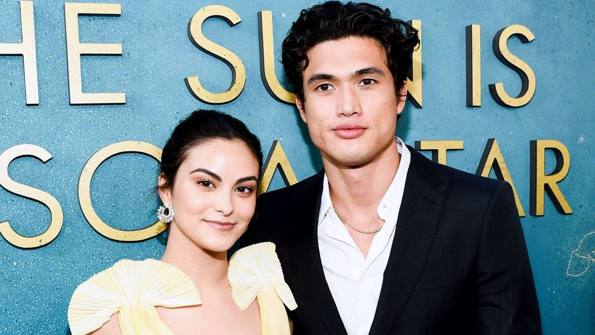 Riverdale's Camila Mendes and Charles Melton Celebrate 1-Year Anniversary With Sweet Posts
