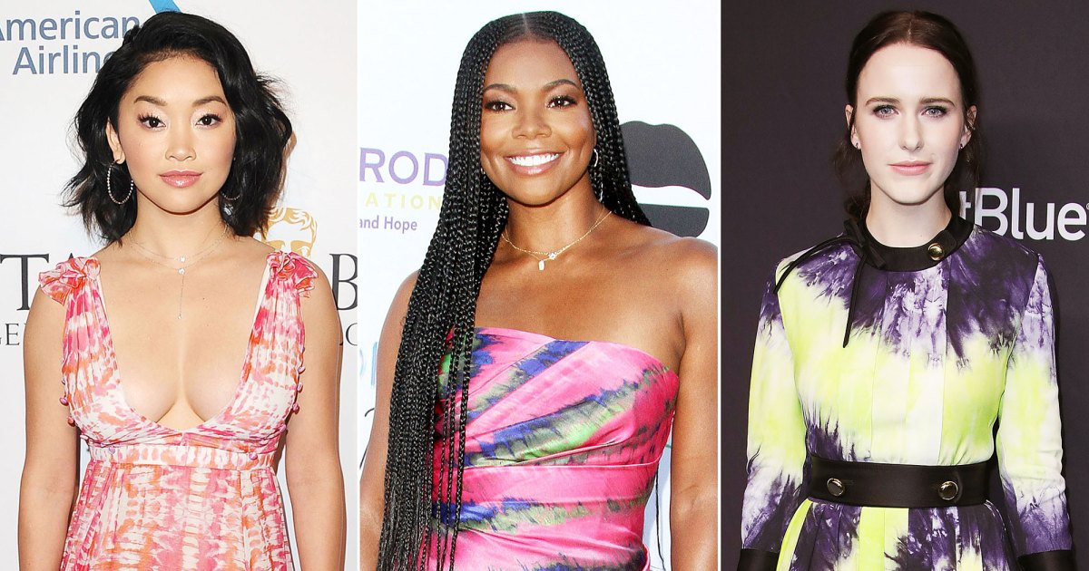 The Best Celebrity Tie-Dye Looks of 2019 — Including Statement-Making Outfits from Cardi B, Taylor Swift, Lana Condor and More!