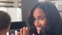 Duchess Meghan Teases Her Charity Line on Instagram