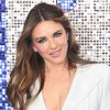 Elizabeth Hurley White Suit May 20, 2019