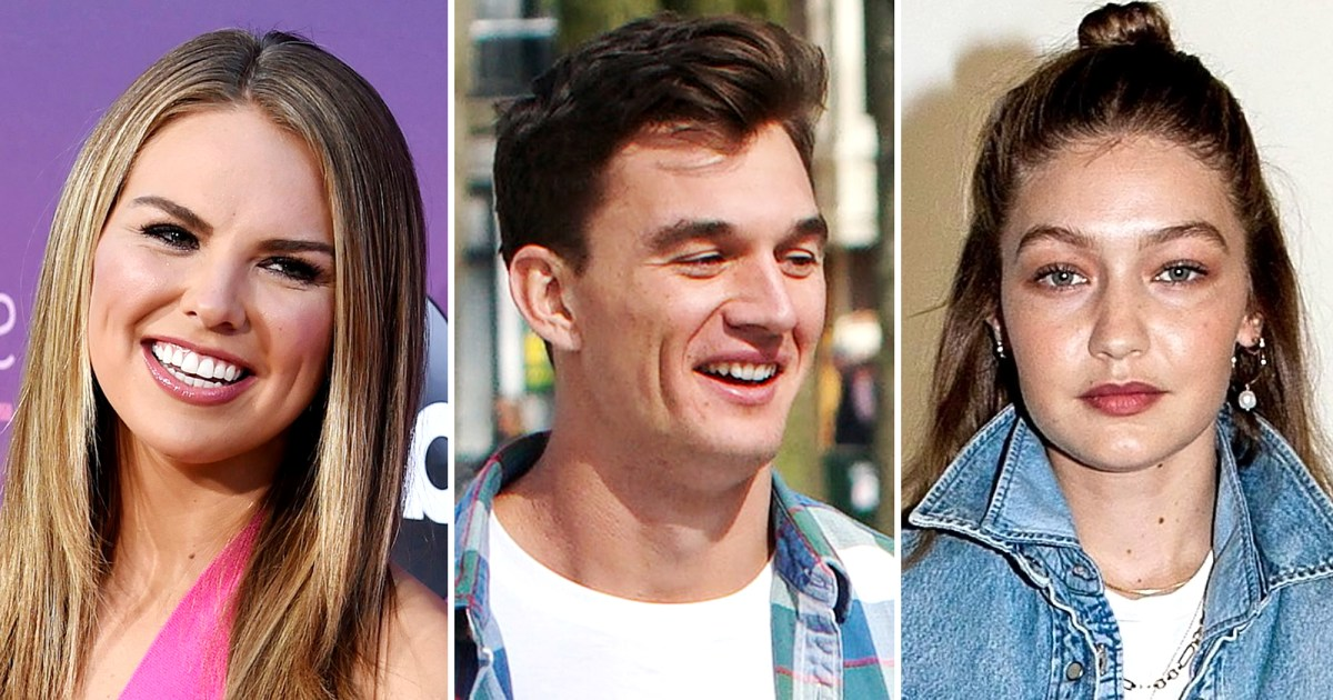 Hannah Brown, Tyler Cameron and Gigi Hadid's Love Triangle: Everything We Know So Far