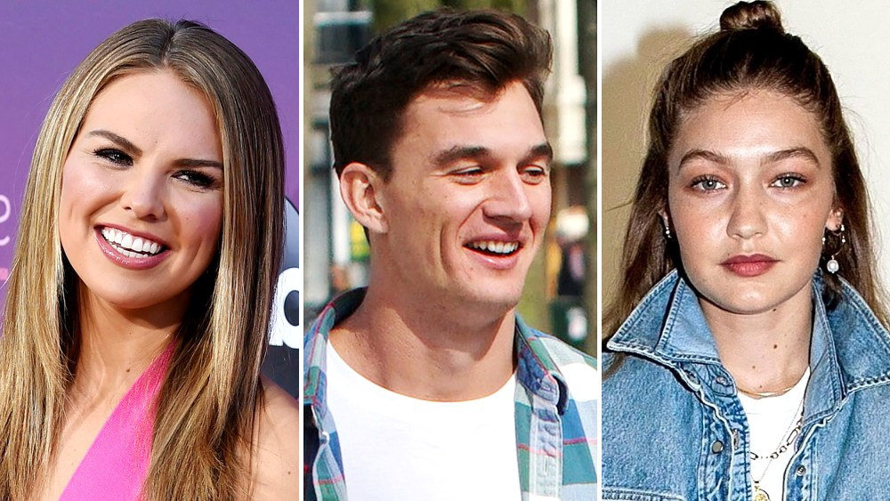 Hannah Brown, Tyler Cameron, Gigi Hadid's Love Triangle: Everything We Know thumbnail