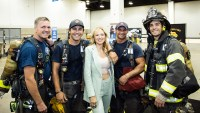 Jewel Attends Wellness Your Way Festival