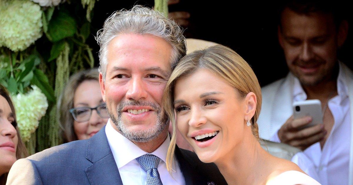 Joanna Krupa Gives Birth 1st Child With Husband Douglas Nunes 01 - جوانا كروبا تنجب مولودها الأول مع زوجها دوجلاس نونيس