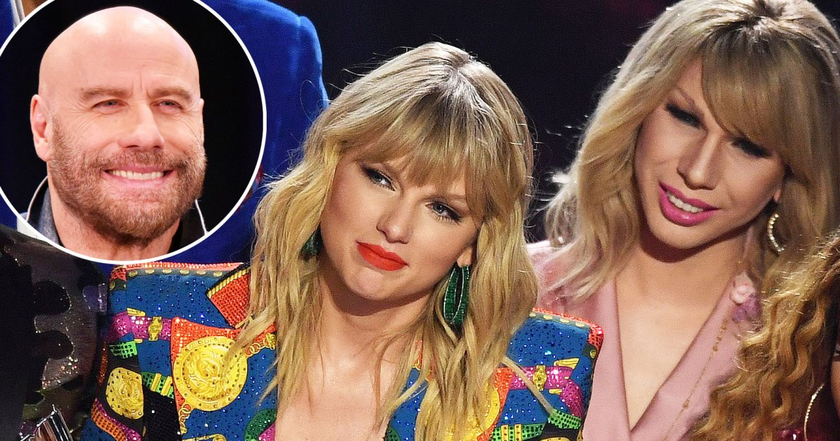 John Travolta Mistakes Drag Race's Jade Jolie for Taylor Swift When Presenting Video of the Year at the 2019 MTV VMAs