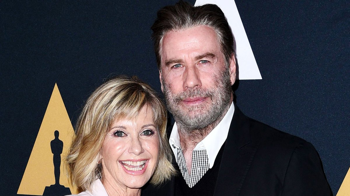 John Travolta and 'Grease' Costar Olivia Newton-John 'Text Each Other All the Time' Amid Her Cancer Battle