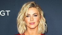 Julianne Hough I'm Super Grateful for My Family After Coming Out