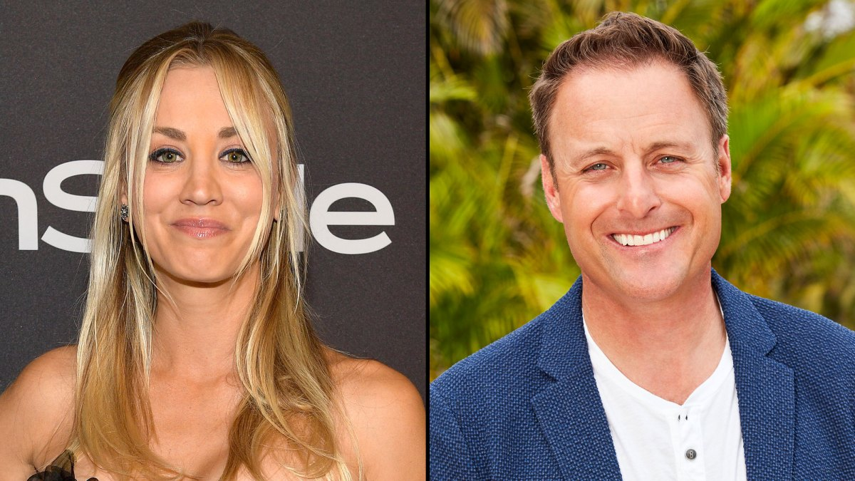 Kaley Cuoco Asks Chris Harrison About Bachelor Nation's 'Condom Budget': 'Easily the Biggest Expense'