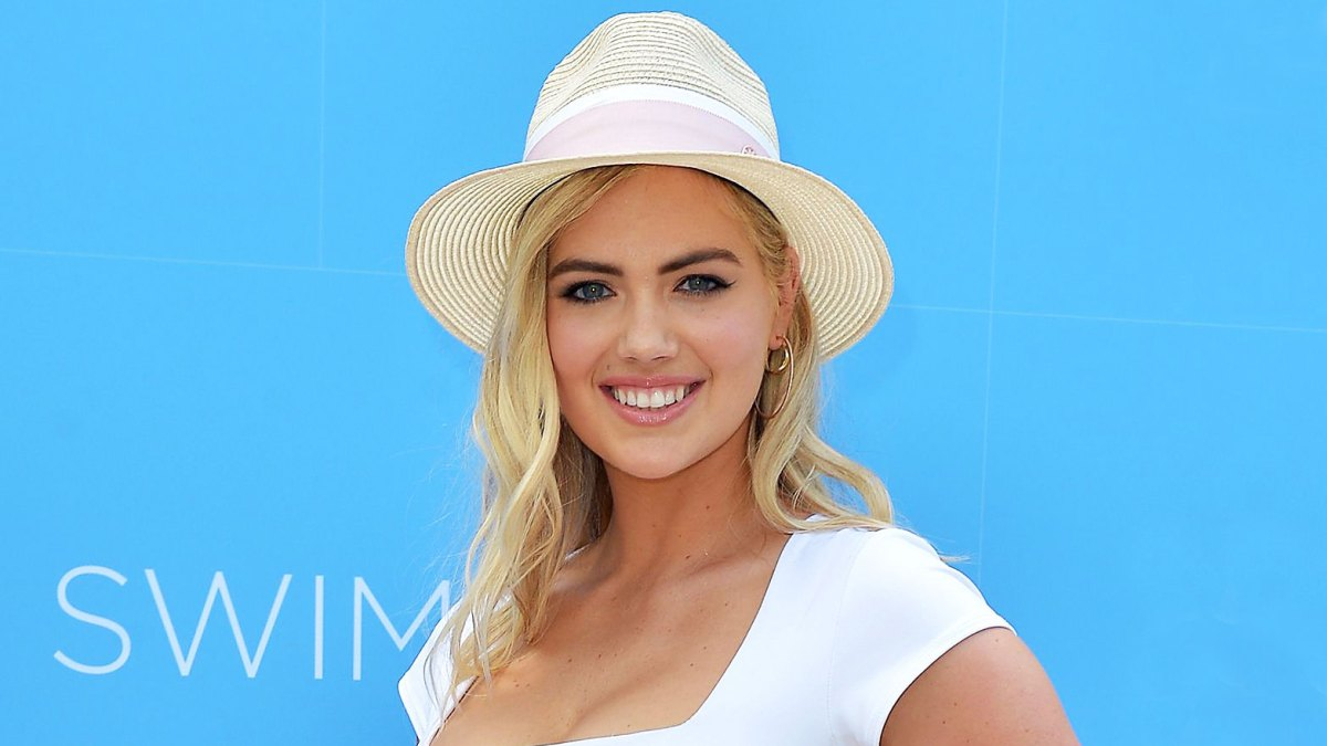 Kate Upton Slams Victoria's Secret Fashion Show for Including the 'Same Body Types'