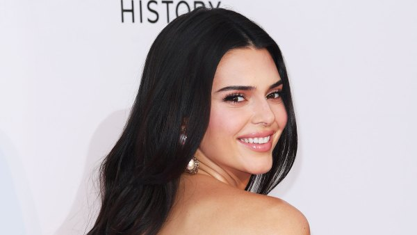 Kendall Jenner Pink Dress May 23, 2019