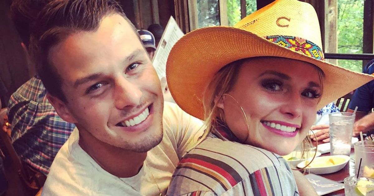 Sasha Banks Wedding.Miranda Lambert Husband Brendan Celebrate Her Parents Anniversary