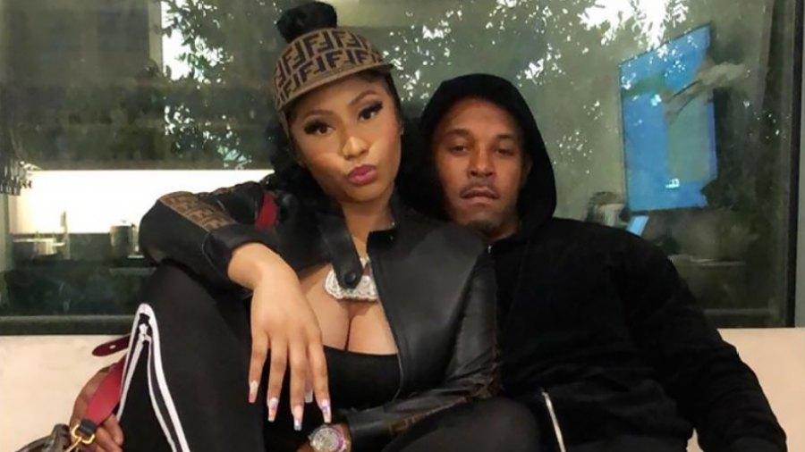 Nicki-Minaj-To-Be-Married-to-Kenneth-Petty