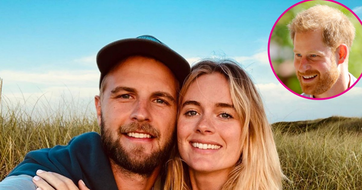 Prince Harry's Ex Cressida Bonas Is Engaged — to Another Harry!