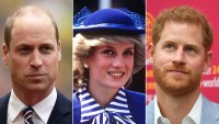 How Prince William, Prince Harry Honor Princess Diana on Anniversary of Her Death Each Year