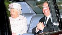 Queen Elizabeth Car Ride August 11, 2019